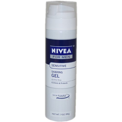 Sensitive Shaving Gel Nivea Shaving Gel For Men 198g