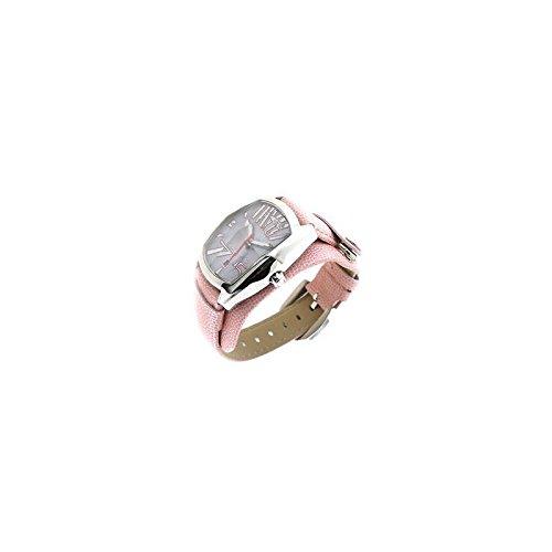 Chronotech Damen-Armbanduhr Analog Quarz Leder CT2039L/23