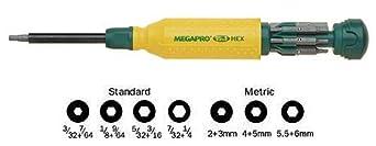 Megapro Hex 15in1 Mult-bit Screwdriver