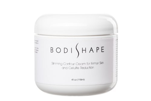 Get Rid Of Cellulite Bodishape Cellulite & Body Firming Cream - MADE IN USA - Best Skin Tightening/Cellulite Reduction...