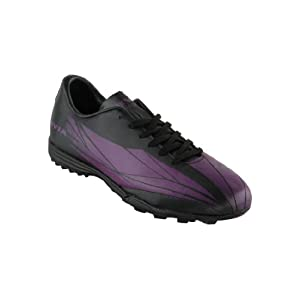 Hard Ground Sports Purple Football Shoes