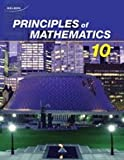 Principles of Mathematics 10 Student Text + Online PDF Files