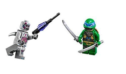 LEGO Teenage Mutant Ninja Turtles Leonardo and The Kraang (Minifigures Only)