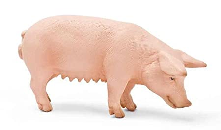 Schleich Sow Standing 13288 by Schleich TOY (English Manual)