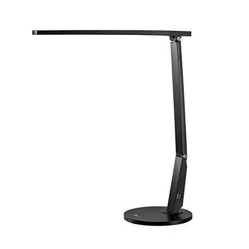 Schreibtischlampe-Led-TaoTronics-15W-Schreibtischleuchte-led-Tageslichtlampe-Augenschutz-4-Helligkeitsstufen-Lampenarm-einstellbar-mit-USB-Anschluss-zum-Aufladen-von-Smartphones-und-Tablets-Schwarz