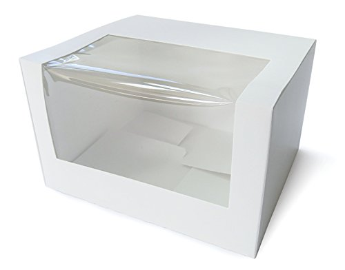12 cupcake patisserie boxen bio geschenk boxen mit. Black Bedroom Furniture Sets. Home Design Ideas