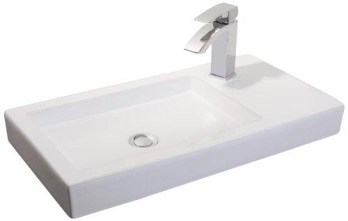 Waschbecken ohne hahnloch g nstig kaufen - Aufsatzwaschbecken ohne hahnloch ...