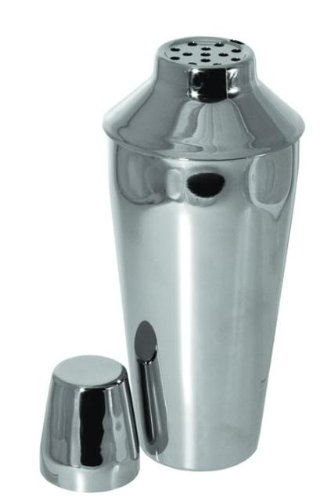 Deco 3 Piece Cocktail Shaker Stainless steel