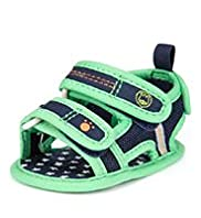 Open Toe Riptape Trekker Sandals
