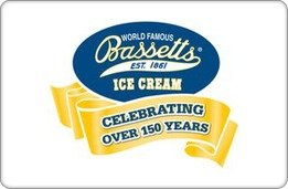 Bassetts Ice Cream Gift Certificate ($10)