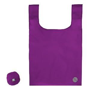 Flip & Tumble Shopper Bag, Purple