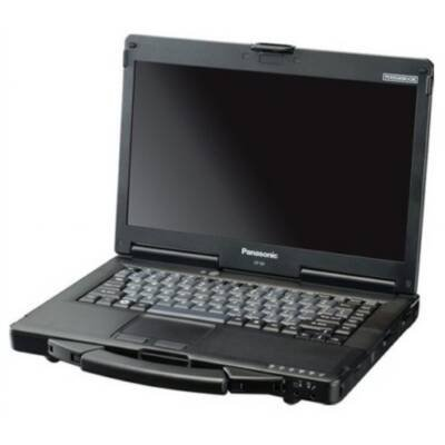 Panasonic Toughbook CF-53JJCZY1M 14 LED Notebook Intel Core i5-3320M 2.60 GHz 4GB DDR3 320GB HDD DVD-Writer Bluetooth Windows 7