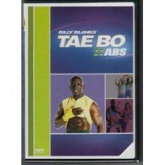 Billy Blanks Tae Bo Abs & Tae Bo Extreme, 2 -DVD SET!