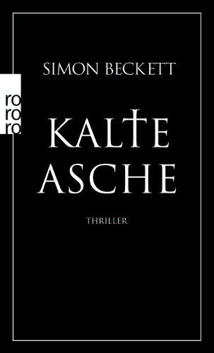 Buchseite und Rezensionen zu 'Kalte Asche: David Hunters 2. Fall' von Simon Beckett