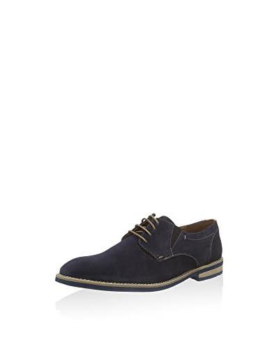 Zapatos derby Azul
