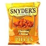 Snyder's Cheddar Cheese Pretzel Pieces 125g