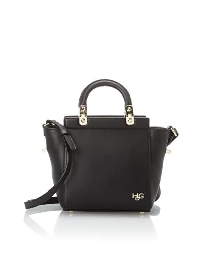 Givenchy Women's HDG Mini Top Handle Tote, Black