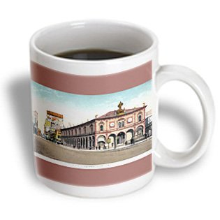 Bln Vintage New York City Collection - Herald Square, New York City Vintage Postcard Reproduction - 15Oz Mug (Mug_170839_2)