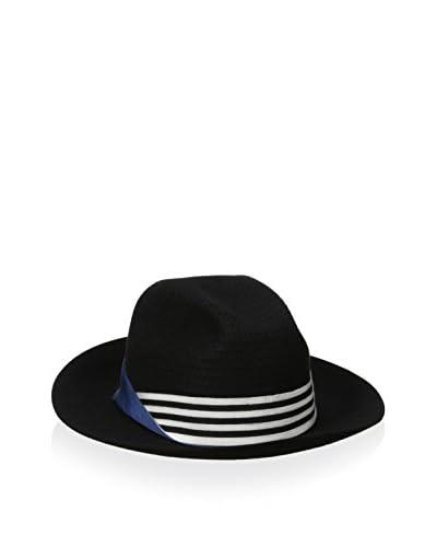 adidas Y-3 by Yohji Yamamoto Men's Striped Ribbon Hat