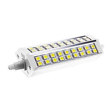 R7S 11W 54X5050Smd 648Lm 6000-6501K Cool White Light Led Corn Bulb(Ac 85-265V)