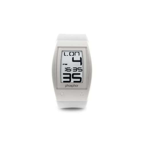 腕時計 Phosphor Men's WP002 World Time Digital Watch【並行輸入品】