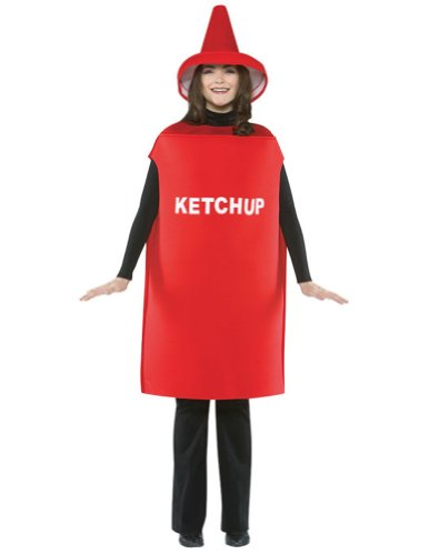 one size - Ketchup Costume Adult