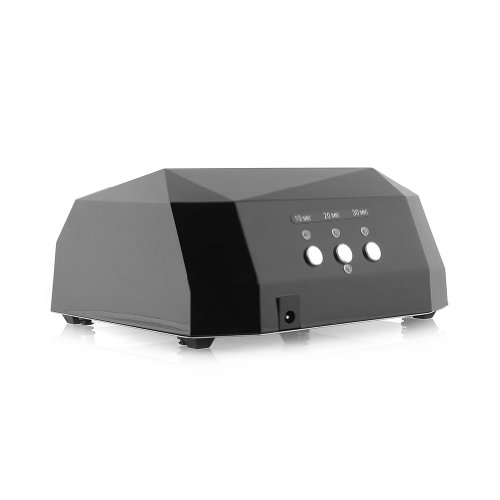 Professional 2 In 1 Uv & Led Lamp Nail Art Nail_Printer Gel Polish Cure Dryer Timer Light 12W Ccfl+24W Led 110-240V