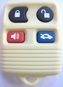 1999-2004 Ford Explorer 2 Door SUV *YELLOW* Keyless Remote FCC ID: CWTWB1U331, CWTWBIU322