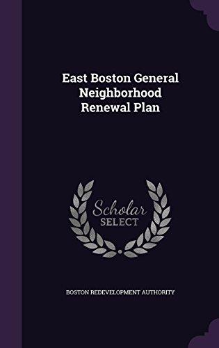 East Boston General Neighborhood Renewal Plan