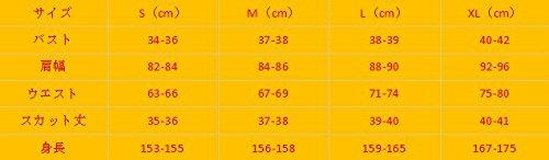 コスプレ セーラー服 高校制服 プリーツ ミニスカ コスチューム 夏服 チェック柄 紺+白/赤+白 レディース S/M/L/XLサイズ スクールガール コスプレ衣装 セクシー 女性 ハロウィン コスチューム 衣装 学生服 (L, 赤+白) JOMA-E Shop