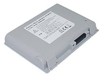 【クリックで詳細表示】10.80V,3500mAh,Li-ion,Hi-quality Replacement Laptop Battery for FUJITSU FMV, FMV-BIBLO NB, FMV-BIBLO NE, FMV-BIBLO RS, LifeBook C Series, Compatible Part Numbers: 0643970, CP097161-01, FM-33, FPCBP42 by Ever bright [並行輸入品]: 家電・カメラ