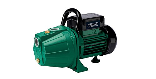 CMI-Gartenpumpe-Guss-800-Leistung-800-W-Max-Frderhhe-40-m-max-Frdermenge-3600-lh-Gussgehus