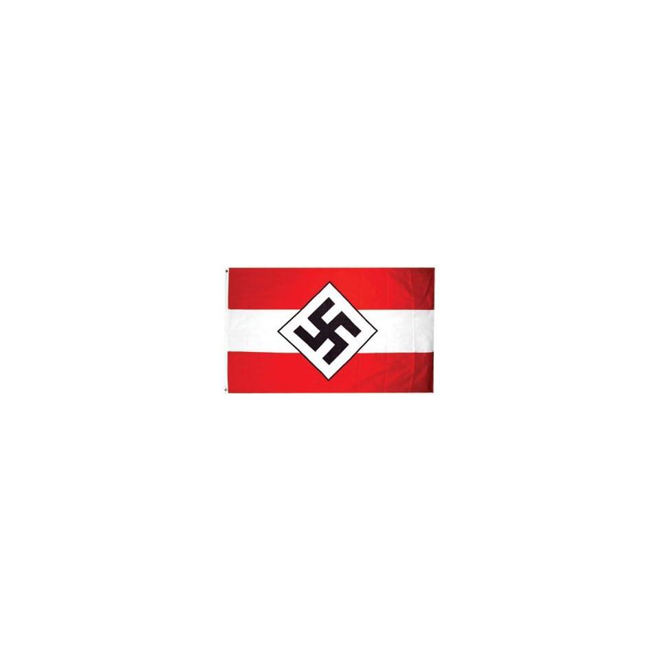 Hitler Youth 3x5 Feet Flag on PopScreen