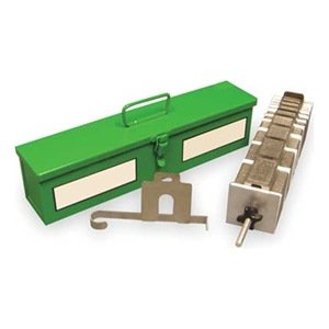 MAUDLIN PRODUCTS Slotted Shims Set - Length: 2