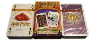 Harry potter jeu de 54 cartes