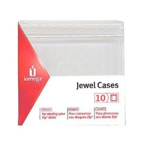 Iomega ZIP MEDIA 10-PACK JEWEL CASE ( 32965 )