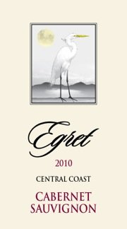 2010 Egret - Central Coast Cabernet Sauvignon 750 Ml