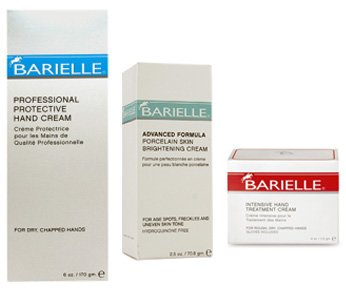 Barielle Professional Protective Hand Care Cream 3pc Set (Barielle Advanced compare prices)