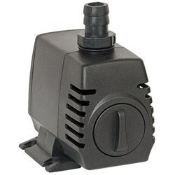 United Pump UP-225 Fountain Statuary & Pond pump. Submersible or inline use, 225 gph, 12\' cord.