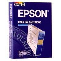 Epson MJ 8000 C - Original Epson C13S020130 - Cartouche d'encre Cyan - 110 ml