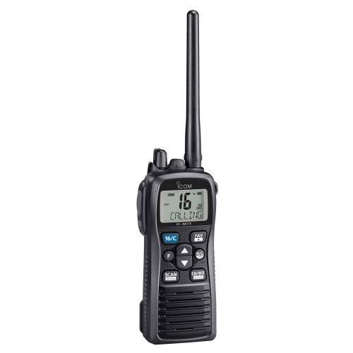 Icom M73 PLUS Handheld VHF primary