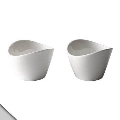 Ikea - Skyn Serving Bowl, White (2 Bowls)