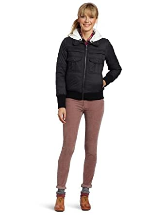 Buy Hurley Juniors Winston Puff Jacket by Hurley