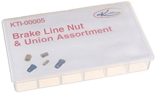 PREFERRED TOOL & EQUIPMENT/KTI 00005 64 PC BRAKE LINE