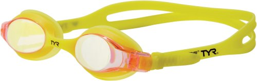 TYR Kinder Schwimmbrille Swimple Metallized