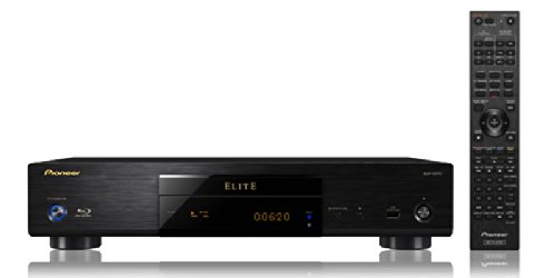 Pioneer Elite BDP-62FD Blu-ray 3D Disc Player with Dual HDMI Output