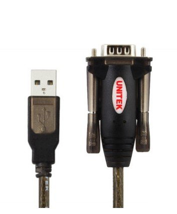 Câble Adaptateur de USB Vers Serie RS232 DB9