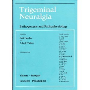 Amazon.com: Trigeminal Neuralgia: Pathogenesis and Pathophysiology ...