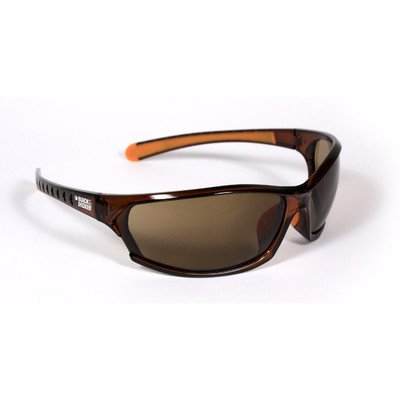 Unisex Safety Glass Lens Color: Coffee