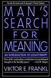 img - for Man's Search For Meaning - An Introduction To Logotherapy, 3rd Edition book / textbook / text book